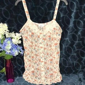 Lace Front Tank from Kirra